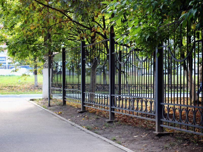 Ein neuer Zaun: Welcher Zaun ist besonders günstig?