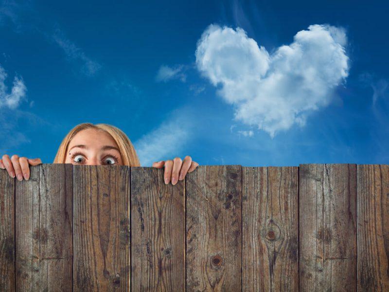 Erlaubte Höhe Gartenzaun: Wie hoch darf der Zaun zum Nachbarn sein?