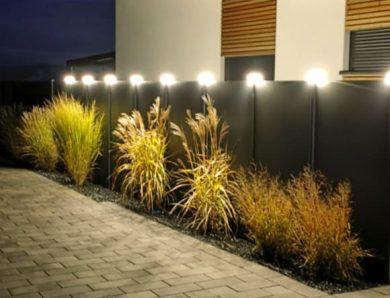 Beleuchtung: Welches ist die richtige für Ihren Zaun & Garten?