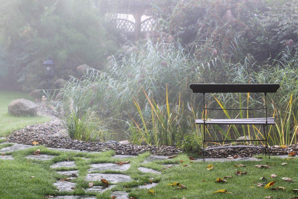 Teich sicher einzäunen, Gartenteich einzäunen, Teich absichern, Gefahrenquelle Teich, Pool sichern